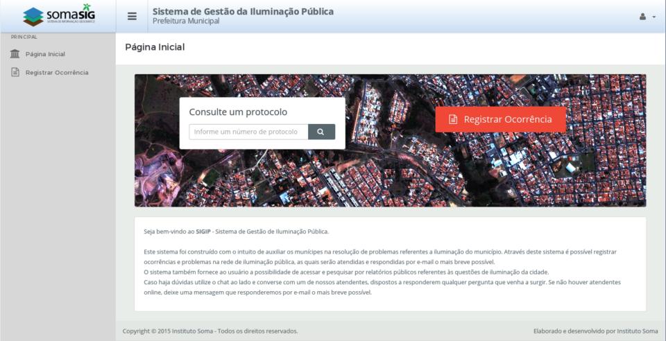 Módulo de Portal de Internet